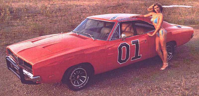 Genlee on Dukes Of Hazzard Police Car